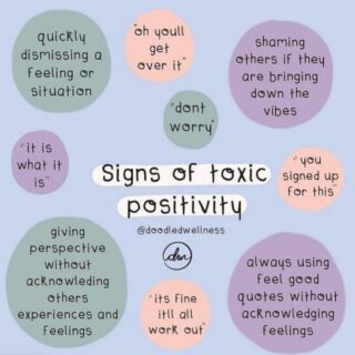 These are signs of toxic positivity. We're all guilty of it from time to time. In order to move away from it and remain totally real and honest in our Instagram lives, we need to look at these signs and reflect on whether or not we're being toxic as well. ⁠ ⁠ In one week @letsgetsocialofficial and I will be releasing our very first podcast episode. That episode is about exactly this and how much of a determinate buying into toxic positivity culture on social media can be to our psyche. ⁠ ⁠ You can subscribe early and get the reminder on the day we post the episode on Spotify and iTunes now! The link in my bio will take you where you need to go!⁠ .⁠ .⁠ .⁠ .⁠ .⁠ .⁠ .⁠ #socialmediapodcast #mentalhealth #socialmediatherapy #thearapized #newpodcast #comingsoon #sociallife #marketing #marketingpodcast #startuplife #entrepreneurs #hustle #smallbusiness #mindset #goals #girlboss #quotes #personaldevelopment #toxicpositivity #creative #yesphx #podcast