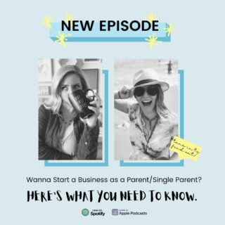 So you want to start a business as a single parent or a parent? That is SO awesome and I'm super excited for you, but we need you to understand the reality of what you're about to dive into. Starting a business is very fucking hard – especially when you are a parent. Especially when you are a parent who is single and has no one but yourself to rely on financially.  Key takeaways for listeners:  * Create a self-care practice. Seriously, do it.