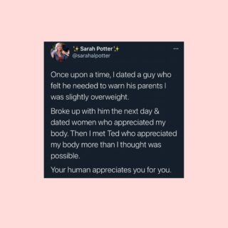 It's true. His name was Kyle. Kyle was a real douche.   Be around the people who love you for ALL that you are and accept every Pernod you. ✌🏻 . . . . . . #bodylove #papayacommunity #youareworthyoflove #breakupquotes #breakups #revengebody #loveyourbody #selflovejourney #twitterquotes #realtalk #talkingbodies #bodytalk #selfworth #standupforyourself #boldaf